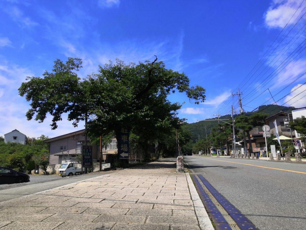 長瀞ネマキ駐車場